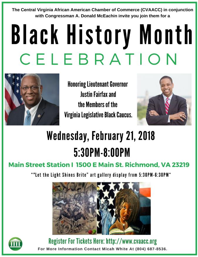 Black History Month Celebration - C